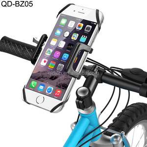 Gadgets 2016 Durable Bicycle Mount Smartphone Mobile Phone Bike Holder for Samsung Galaxy s6
