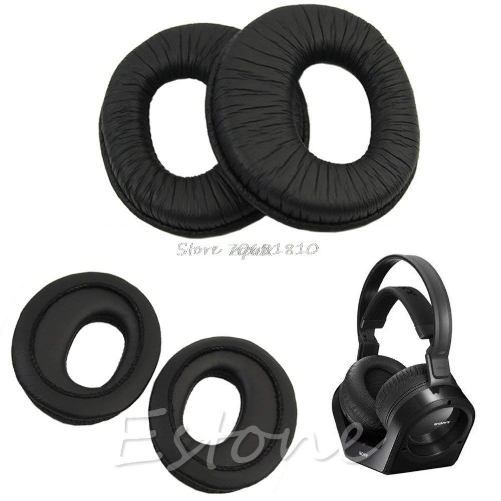 Hariier 1Pair Replacement Ear Pads Cushion For Sony MDR-RF970R 960R MDR-RF925R Headsets Z09 Drop ship