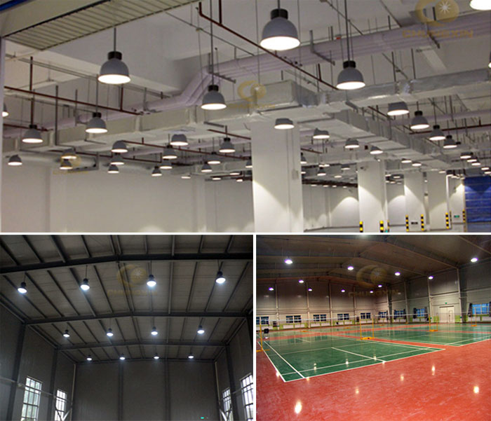 Advantages Of Using Led High Bay Lighting In Warehouses: Professional Factory Wholesale Dlc 200v-440v Led High Bay