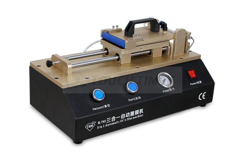iphone screen refurbishing machine