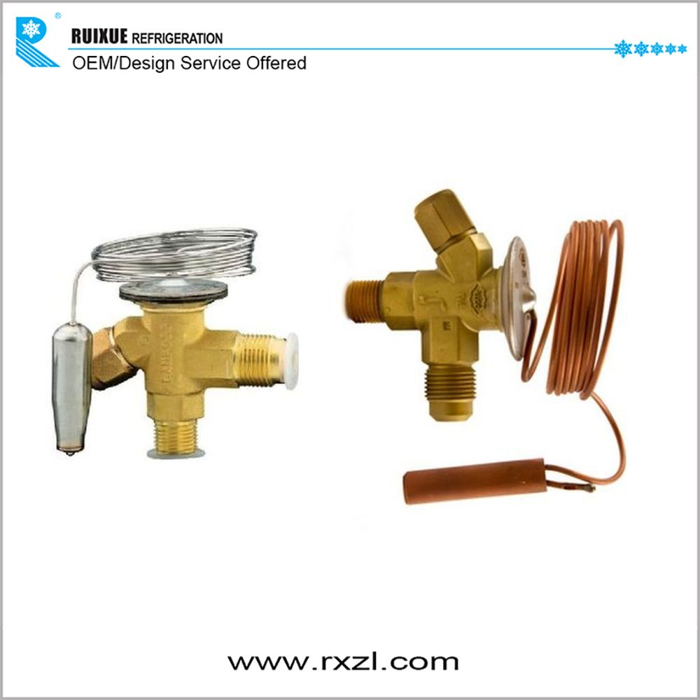 Promotional quality expansion valve for refrigerator