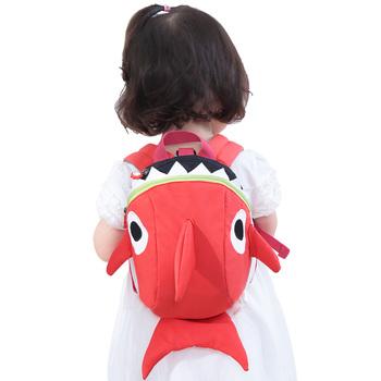 Creative Funny Kindergarten Kids Toddler Backpack With Leash Buy