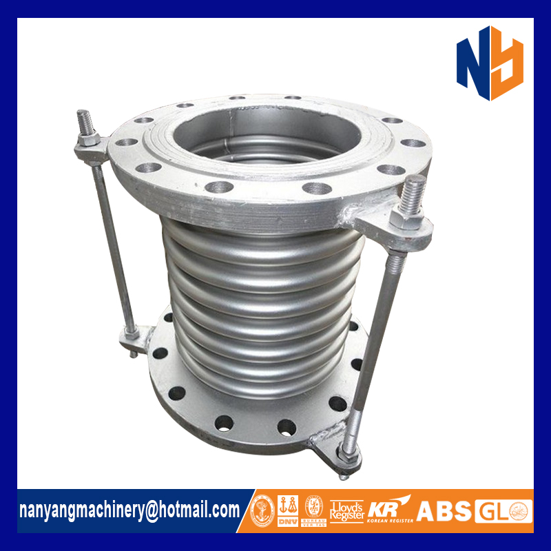 Modular seamless pipe expansion joint style
