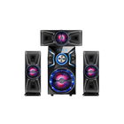 Good Music Sound Home Audio Subwoofer Speaker System/ 3.1 Surround Sound Home Theater With Multimedia Usb Sd
