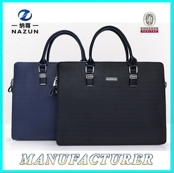 Leather Office Bags For Men,Men Gender Briefcase Bags Leather ...