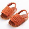 Latest baby girl casual shoes leather wholesale kids sandals