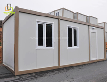 Iso containerized houses conteiner 20ft portable container units for sale