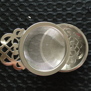 Stainless Steel Metal filter tools stainless steel wire mesh tea infuser strainer