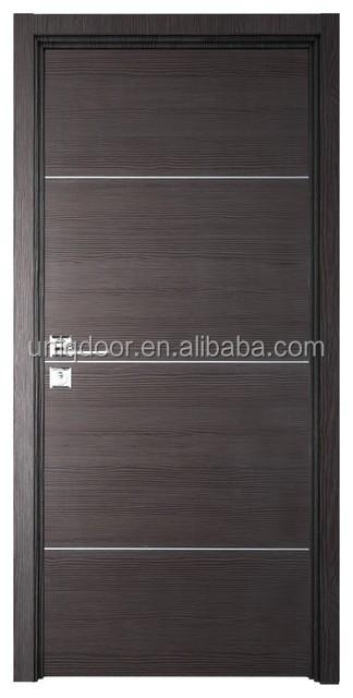 Solid Core Wooden Flush Door For Bedroom Buy Flush Door