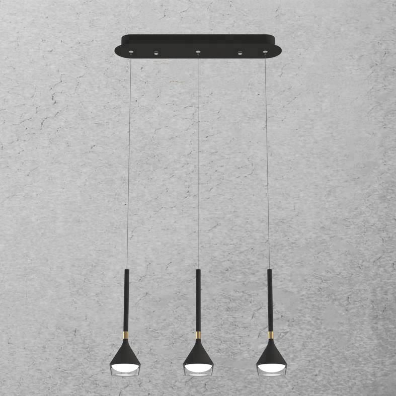 L4u Etl Bottle Exquisite Design Triple Cluster Pendant Light Suspension Chandelier Lamp For Dining Room Kitchen Island Buy Triple Cluster Pendant