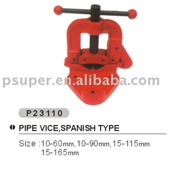 Pipe Vice,Spanish Type Pipe Tools P23110 - Buy Pipe Vice,Hinged Pipe  Vice,Bench Vice Product on Alibaba com
