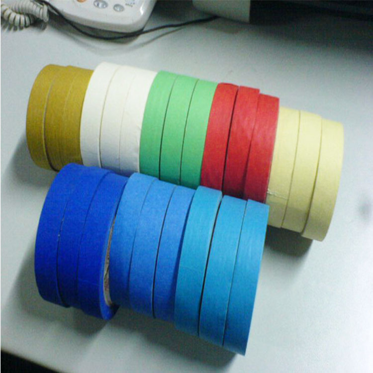 Wholesale high quality water-based Colorful Masking Tape duct tape