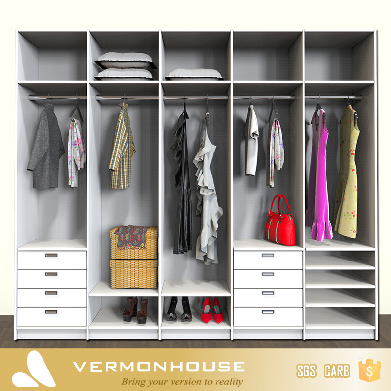 Hangzhou Vermont Simple Bedroom Modern Design Dressing Cupboard