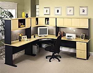 Get Quotations · Corner Desk Office Suite