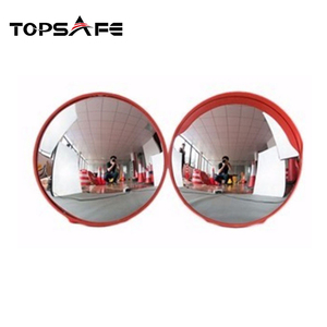 S-1580 Shatterproof Acrylic material custom Traffic Safety Convex Mirror