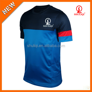 Digital printing polyester dry fit soccer uniform wholesale new design  sublimation printing customized soccer jersey b9acdf78e