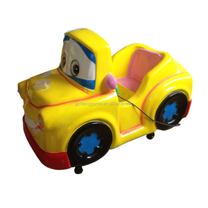 Coin Operated Kiddie Mini Car Animal Ride For Mall