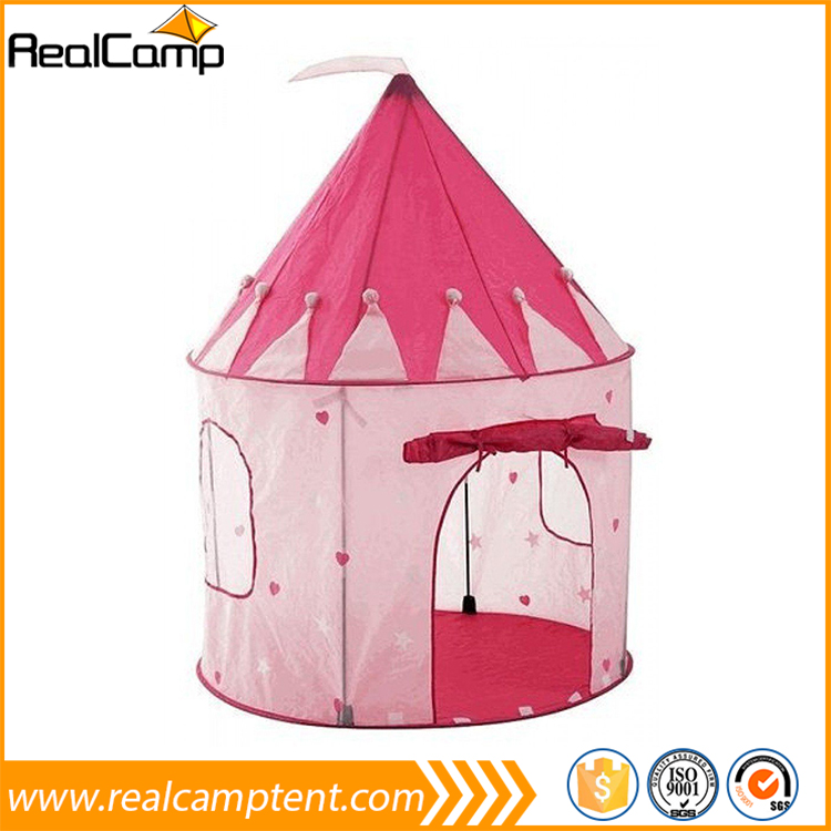 Kids Indoor Play Tent Princess Tent Pop Up Easy Fold Play Tent - Buy ...