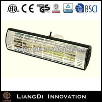 infrared heating element heater wall built-up suit for small space