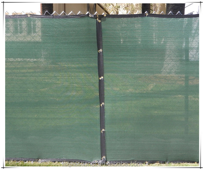 High Quality Dark Green Knitted Mesh Fabric Construction