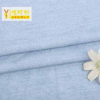 Shaoxing Textile Hot Sale Jersey Knit Fabric Characteristics