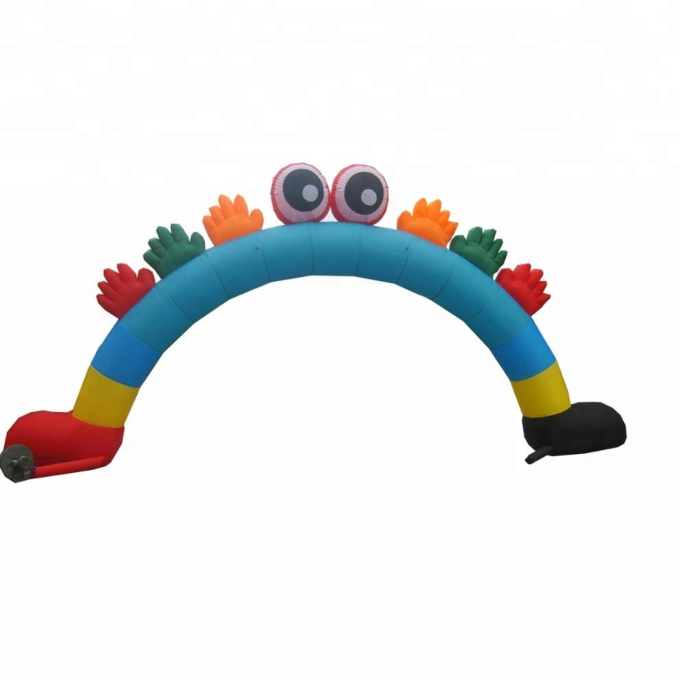 Inflatable Character Arch, Inflatable Character Arch Suppliers and ...