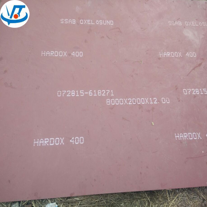 370-430HBW SSAB Hardoxs 400 for wear lining plate