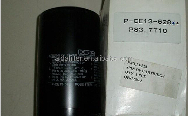 Compressor Oil Filter For Kobelco Ps-ce11-501-v1