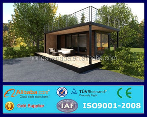 prefab portable shipping container solar luxury kit homes