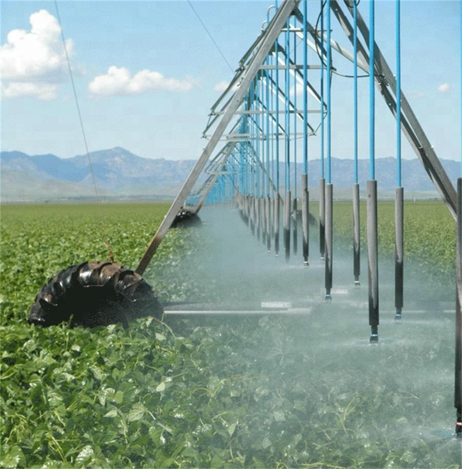 Center pivot irrigation system/watering machine/farm irrigation sprinkler plant