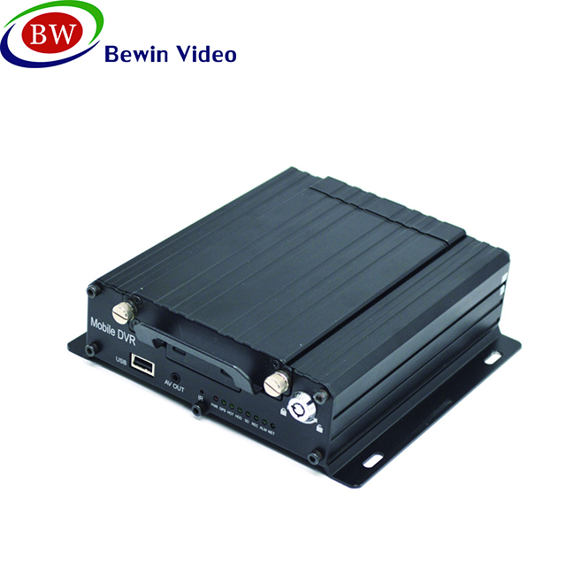 4CH Hard Disk Bus Truck Car Mobile <strong>DVR</strong>, 4ch HD Mobile <strong>DVR</strong>