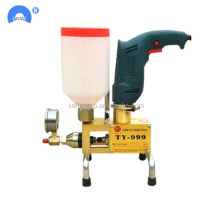 PU injection pump High Pressure grouting Injection pumping machine for epoxy Polyurethane Foam