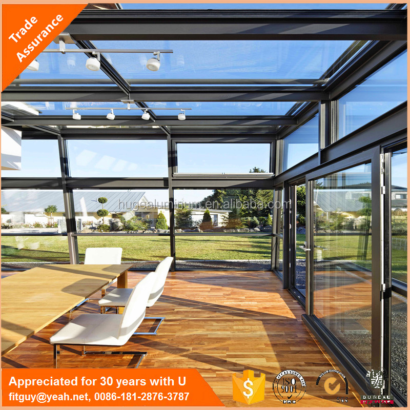 Glass Wall Sunroom Roof Panels Prices