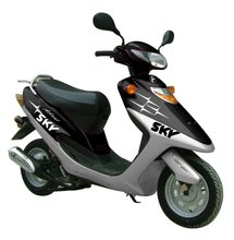 cheap gasoline scooter with EEC approval