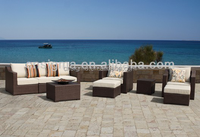 wicker resin patio furniture clearance outdoor sofa sets plastic rattan couch