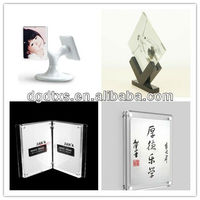 Pop Clear Acrylic photo frame