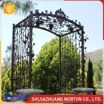 Wedding Decor Garden Wrought Iron Small Gazebos For Sale Ntig 020y