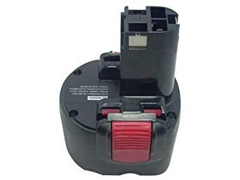 Ni-Cd 9.60V 1500mAh 2 607 335 272, BAT048, BAT100, BAT119 Replacement for BOSCH 23609, 32609, 32609-RT, PSR 9.6 VE-2 Power Tools Battery