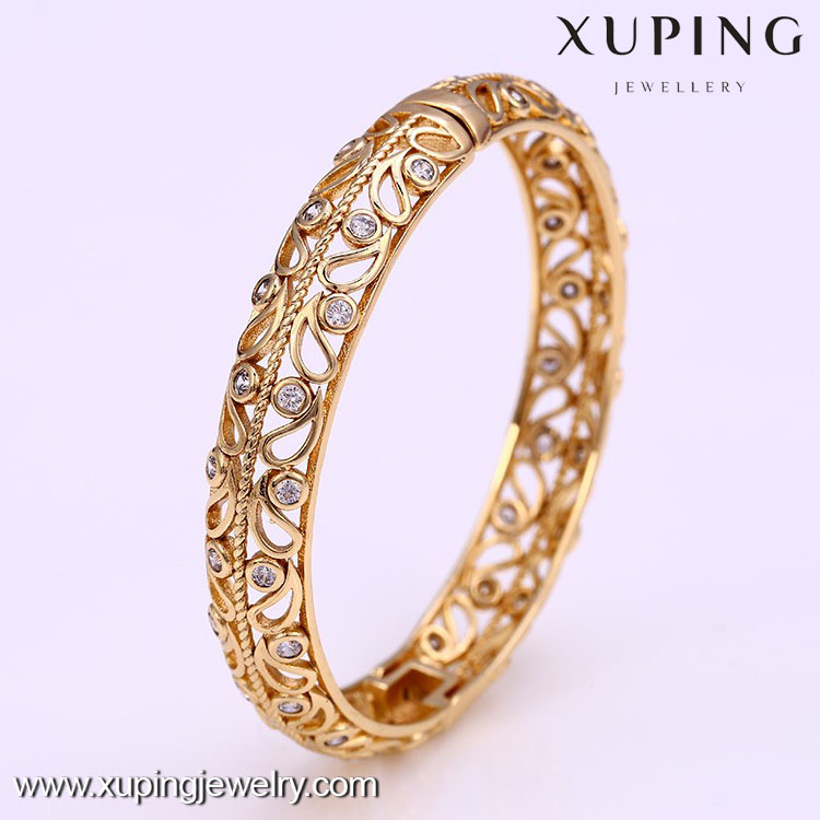 50850 Xuping 14k Gold Filled Jewelry Tracking Device Dedicate ...