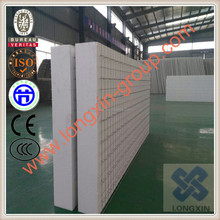 Novel prefabricated wall thermal insulation energy-saving building material