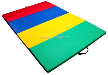 Rainbow Gymnastics Tumbling Folding Exercise Cheer Play