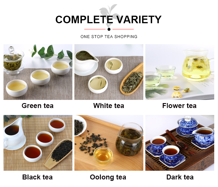 wholesale private label EU standard Organic oolong tea Anxi tie guan yin tikuanyin - 4uTea | 4uTea.com