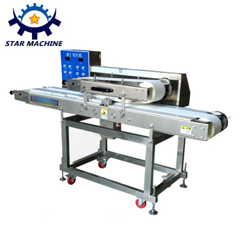 Horizontal chicken breast slicer for chicken slicer machine and chicken cutting machine