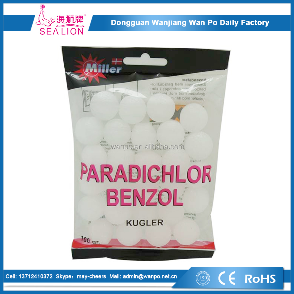 Effective hot sale moth and mildew proof ball/Naphthalene Balls/camphor tablet