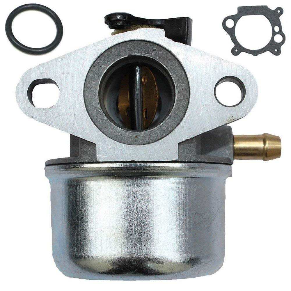 JahyShow CARBURETOR Carb Fit For Briggs & Stratton 799868 498170 799872 790821 497586 498254 497314 497347 497410 Engine Replacement with Gasket