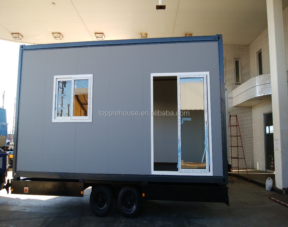 2016 low cost container house/portable office cabins from Toppre