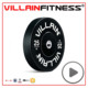 Champions IWF IPF Bumper Plates Weight Disc