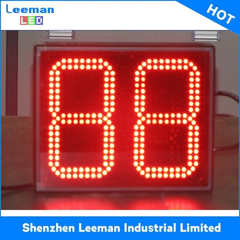 led countup/down displays p10 led score board Perimeter LED SCREEN