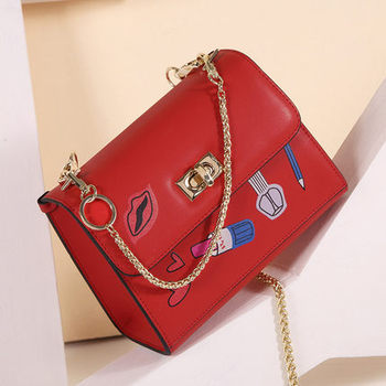 2018 Trends Elegance Design Women Leather Clutch Bag And Lady Long