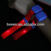 New products on china market custom LED wifi bracelet